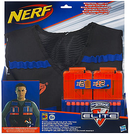Nerf N-Strike Elite Tactical Vest Figurines and Sets