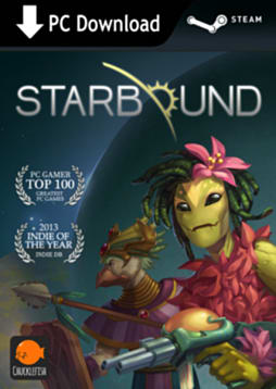 Starbound (PC, Mac & Linux) PC Games