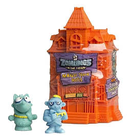 Zomlings Magic Trick Hotel Figurines and Sets