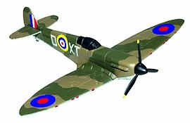 Corgi BBMF Spitfire Scaled Models