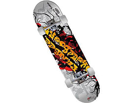 Funbee 31 X 8 Cm Skateboard With Graphic Motiff (ofun14) Figurines and Sets