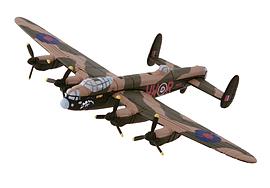 Corgi BBMF Lancaster Scaled Models