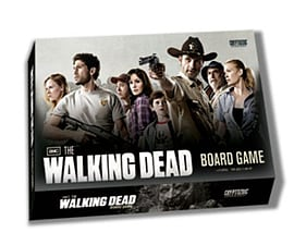 The Walking Dead Board Game (tv Version) Traditional Games