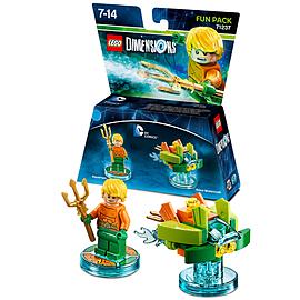 Aquaman Fun Pack - LEGO Dimensions - DC Comics Toys and Gadgets