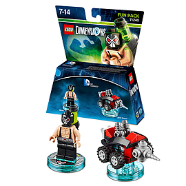 Bane Fun Pack - LEGO Dimensions - DC Comics Toys and Gadgets