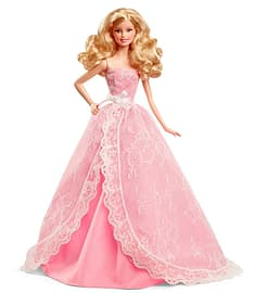 Barbie Collector 2015 Birthday Wishes Doll Figurines and Sets