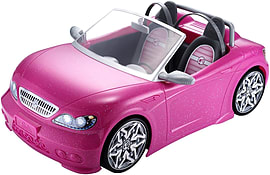 Barbie Glam Convertible Figurines and Sets