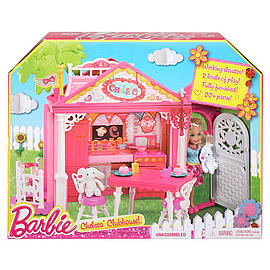 Barbie Chelsea Clubhouse Figurines and Sets