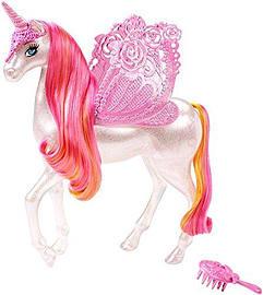 Barbie Fairytale Pegasus Unicorn Figurines and Sets