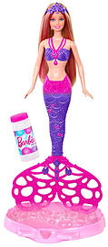 Barbie Bubble-Tastic Mermaid Doll Figurines and Sets