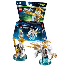 Sensei Wu (White Ninja) - LEGO Dimensions - LEGO Ninjago Toys and Gadgets