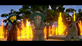 Sensei Wu (White Ninja) - LEGO Dimensions - LEGO Ninjago screen shot 4