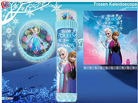 Disney Frozen Kaleidoscope Figurines and Sets