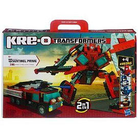 KRE-O Transformers Sentinel Prime Toy Figurines and Sets