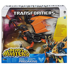 Transformers Prime Beast Hunter Fire Breath Predaking Figurines and Sets