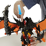 Transformers Prime Beast Hunter Fire Breath Predaking screen shot 2