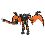 Transformers Prime Beast Hunter Fire Breath Predaking screen shot 5