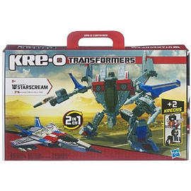 KRE-O Transformers Starscream Toy Figurines and Sets