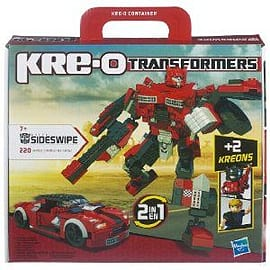 Kre-o Transformers Sideswipe Figurines and Sets