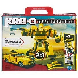 KRE-O Transformers Bumblebee Toy Figurines and Sets