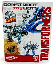 Dinobots Strafe Transformers 4 Movie Construct Bots Figurines and Sets