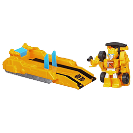 Transformers Bot Shots Launcher Bumblebee Figurines and Sets