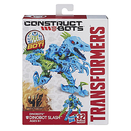 Dinobots Slash Transformers 4 Movie Construct Bots Figurines and Sets