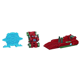 Transformers Bot Shots Launcher Warpath Figurines and Sets