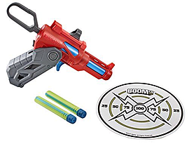 Boomco Clipfire Blaster Figurines and Sets