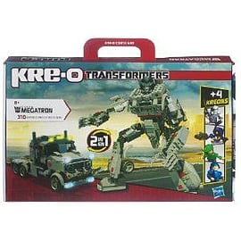 KRE-O Transformers Megatron Toy Figurines and Sets