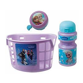 Disney Frozen Three Piece Accessory Bike Set (ofro074) Pre School Toys