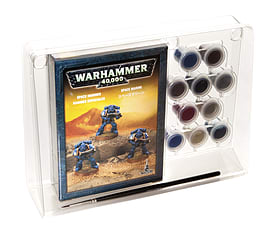 Warhammer 40,000 Space Marines paint Set Figurines and Sets
