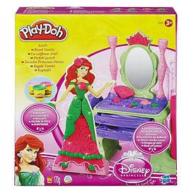 Play-Doh Disney Ariels Vanity Traditional Games