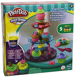 Playdoh Cupcake Tower Traditional Games