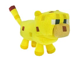 Minecraft 7-inch Soft Ocelot Plush Toy Soft Toys