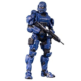 Halo 4 Series 1 Extended Edition Spartan Action Figure (Blue) Figurines and Sets