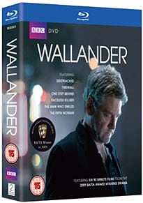 Wallander: Series 1 and 2 Collection
