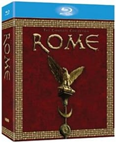 Rome: The Complete Seasons 1 and 2 Blu-ray