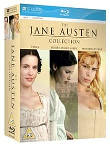 Jane Austen Collection Blu-ray