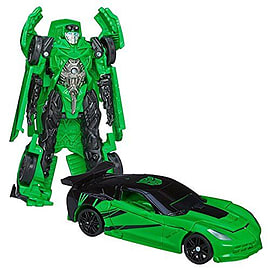 Transformers Age Of Extinction Crosshairs One-Step Changer Figurines and Sets