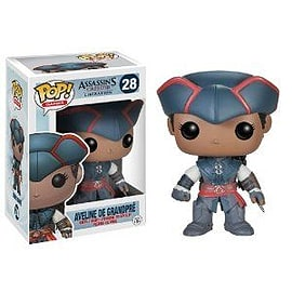 Funko - Figurine Assassin Creed - Aveline Pop 10cm - 0849803039219 Figurines and Sets