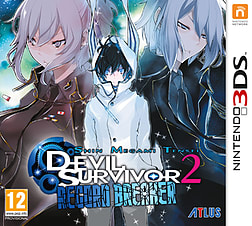 Shin Megami Tensei Devil Survivor 2: Record Breaker Nintendo 3DS