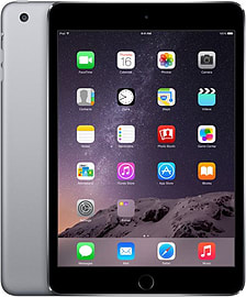 Apple iPad Mini 3 16GB (Wifi+Cellular) Grey Tablet