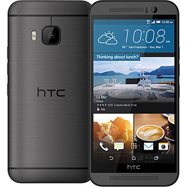 HTC One M9 32GB LTE Sim Free Unlocked Phone (Grey) Phones