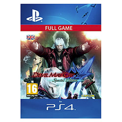 Devil May Cry 4: Special Edition PS4