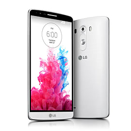 LG G3 D855 16GB LTE Sim Free Unlocked Phone (White) Phones
