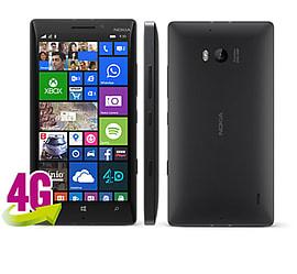 Nokia Lumia 930 32GB LTE Sim Free Unlocked Phone (Black) Phones