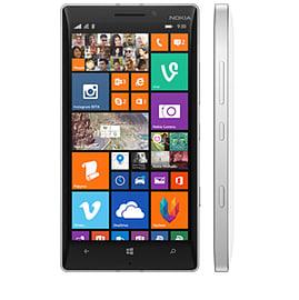 Nokia Lumia 930 32GB LTE Sim Free Unlocked Phone (White) Phones