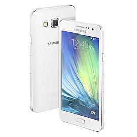 Samsung Galaxy A3 A3000 8GB LTE Sim Free Unlocked Phone (White) Phones