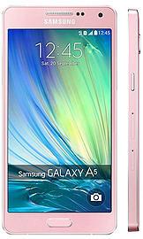 Samsung Galaxy A5 A5000 Dual Sim 16GB LTE Unlocked Phone (Pink) Phones